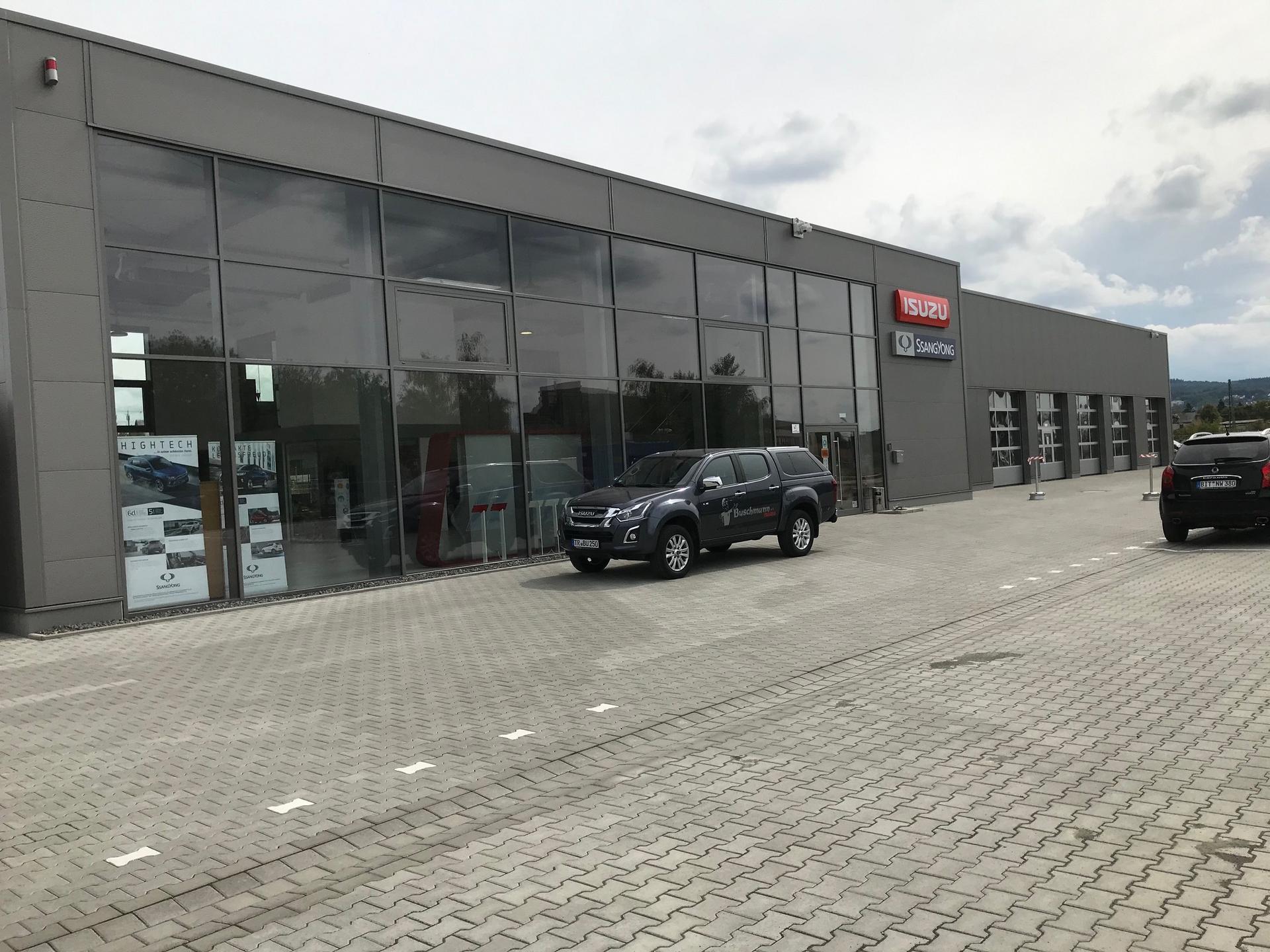 Autohaus Buschmann Trier Borgers Bau
